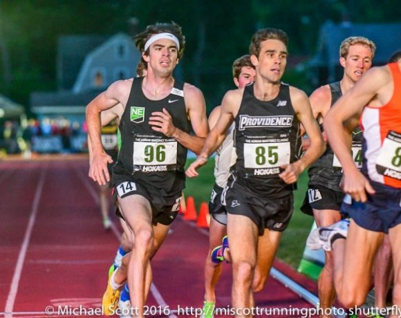Breaking 4-minute barrier in the mile puts Ross in special company
