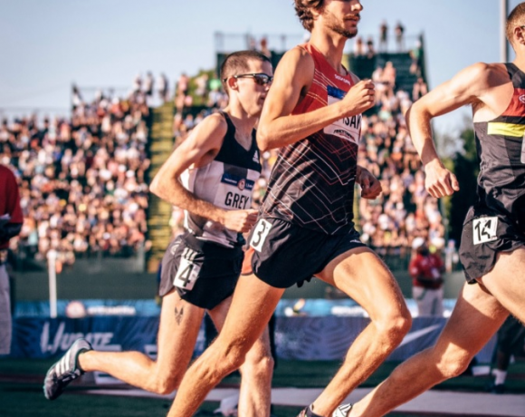 Bishop McCort grad Spisak to run at U.S. Olympic trials