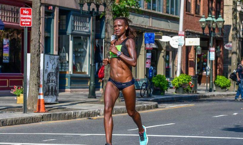 Obsie Birru Makes Her NE Distance Debut at the USATF 20k Championships