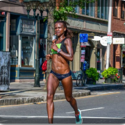 Obsie Birru Makes Her NE Distance Debut at the USATF 20k Championships