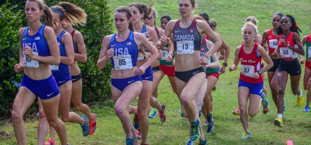 Spratford, USA Senior Teams Dominate NACAC XC Championships